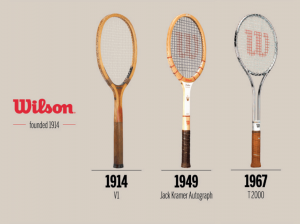 Wilson T2000 - The game-changer in the tennis racket industry