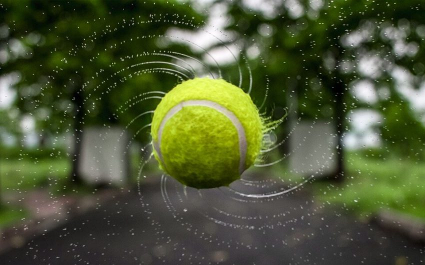 Playing tennis in the rain. Things to know