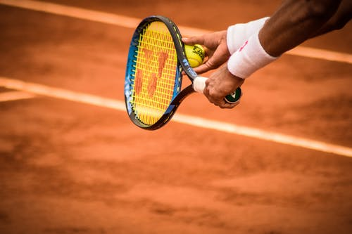 How does weather affect tennis?