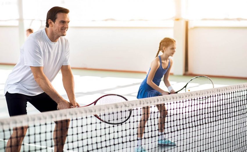 Introduce Tennis For Toddlers: 5 Simple Methods For Parents