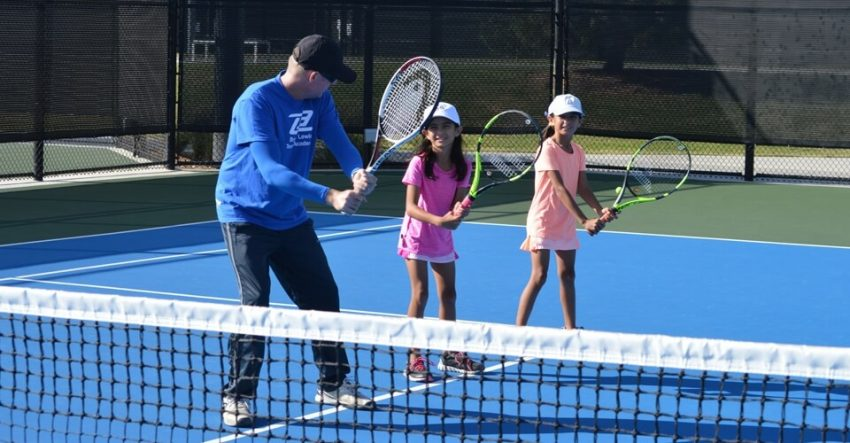 Toddler Tennis Lessons