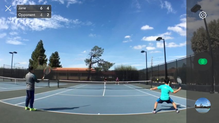 How To Record Your Tennis Match